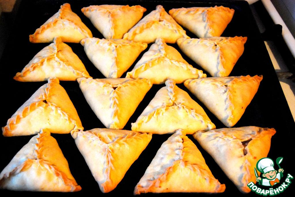 Треугольники рецепты с пошагово
